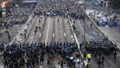 Protestas Hong Kong-1