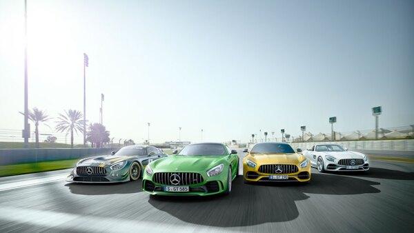Mercedes-AMZ