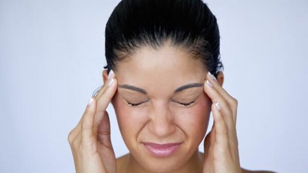 dolor de cabeza migraña