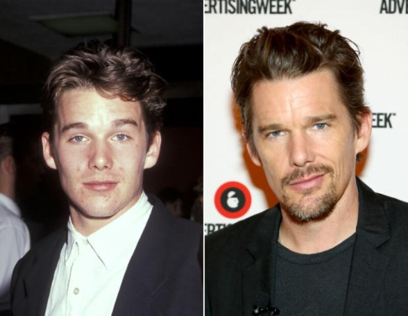 Esta semana celebramos el cumpleaños de Ethan Hawke y Matthew McConaughey, dos famosos a los que la madurez les ha sentado bastante bien, así como a Robert Downey Jr. y otros famosos actores.