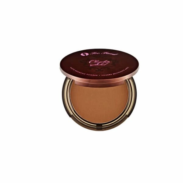 Chocolate Soleil Matte Bronzing Powder with Real Cocoa, Too Faced
