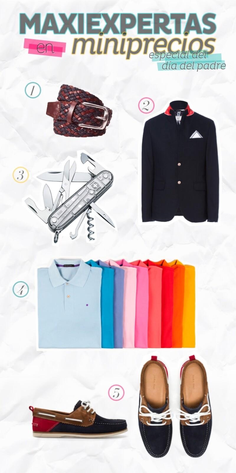 Este fin de semana consiente a tu papá con una amplia gama de objetos muy a la moda a precios asequibles. Aquí te compartimos nuestros favoritos.