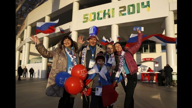 Sochi 2014, ambiente
