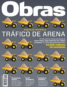 portada 552 Tráfico de Arena