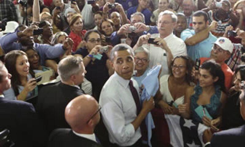 Obama dijo que si no se aprueba la Ley de Transporte habrá un impacto en el sector de la de construcción. (Foto: Reuters)