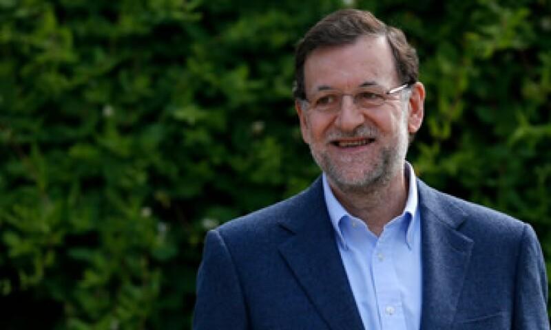 El presidente de España, Mariano Rajoy dijo que el recorte al impuesto de sociedades entrará en vigor en dos etapas.  (Foto: Reuters)