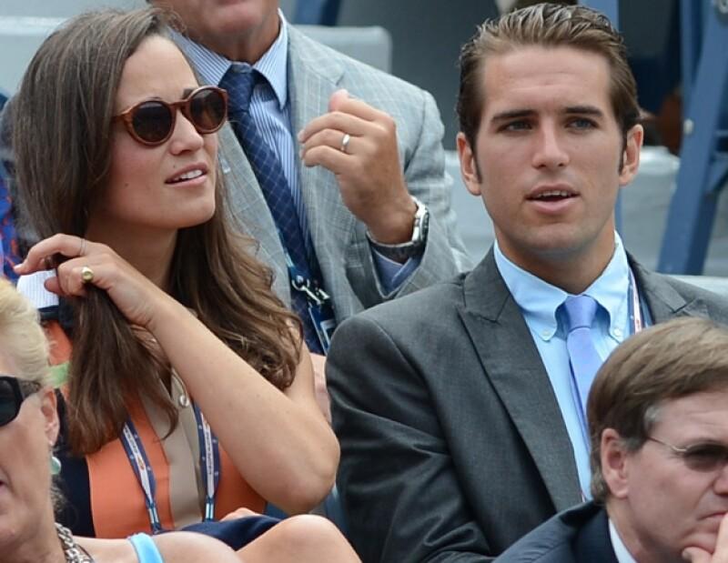 Tal parece que luego de estar varios meses soltera Pippa Middleton formalizará su relación con el corredor Nico Jackson, a quien recientemente presentó a su familia.