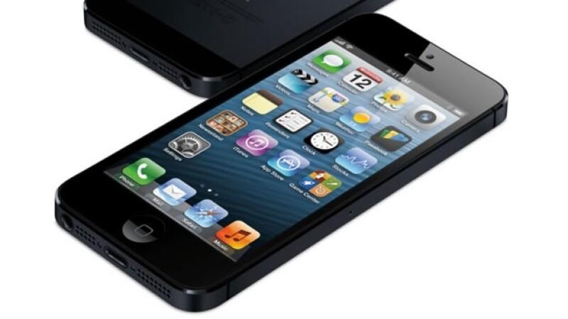 Las fotos del iPhone 5 tienen manchas púrpuras