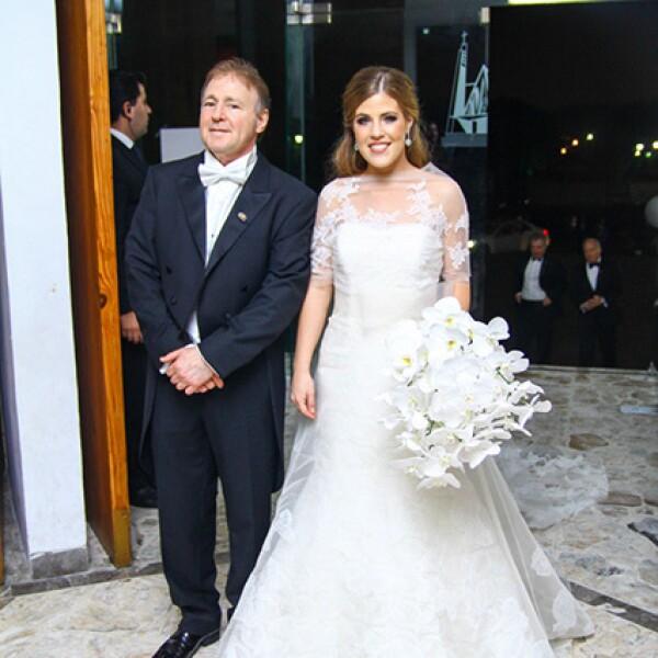 Alfredo Campuzano y Zaira Campuzano