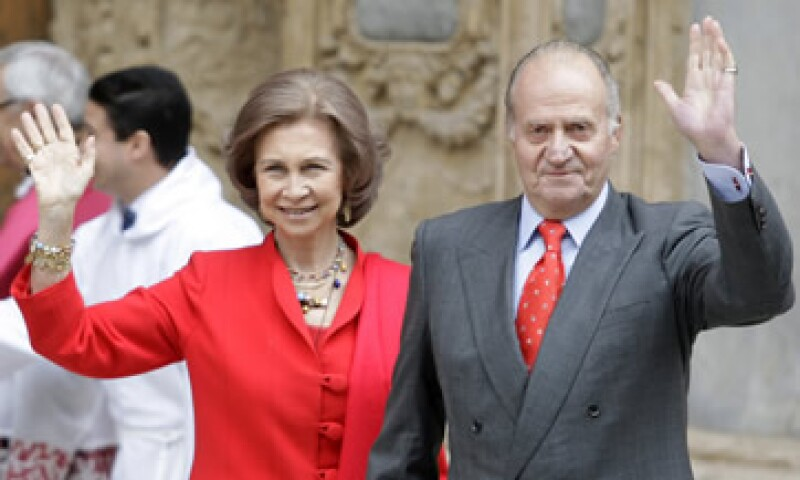 El rey Juan Carlos percibirá 21,000 euros menos este año. (Foto: AP)