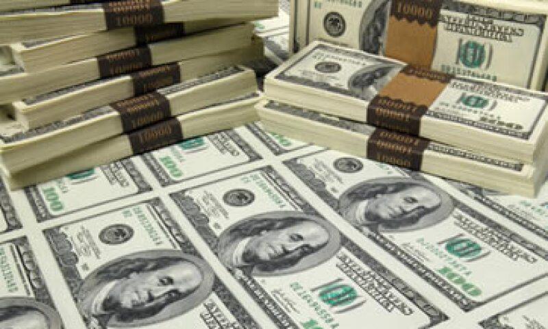 Las reservas de Banxico presentan un crecimiento acumulado de 9,721 millones de dólares en lo que va del año. (Foto: Getty Images)