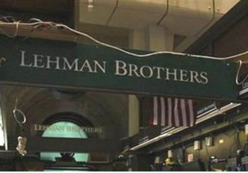 Lehman Brothers quebró en septiembre de 2008 en medio de la crisis financiera. (Foto: Reuters)