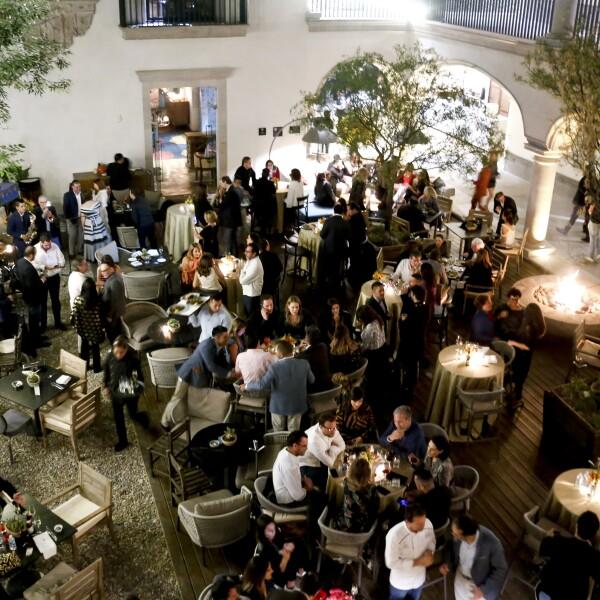 Inaguración Zibu Hotel Live Aqua San Miguel de Allende