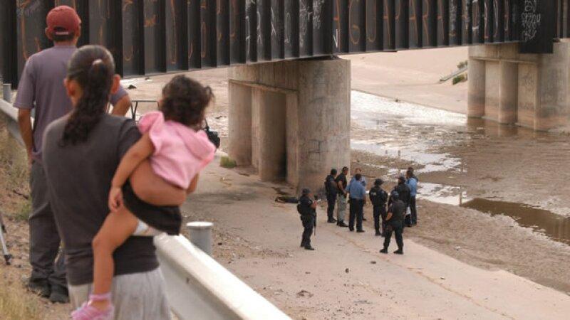 Asesinato de joven en la frontera Norte