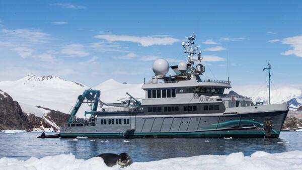 Barco Alucía