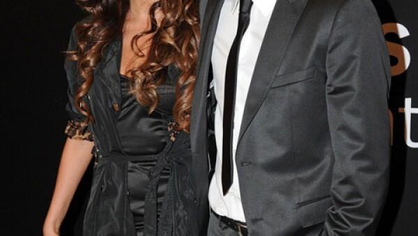 Diego Forlán y Zaira Nara parecían una pareja estable.