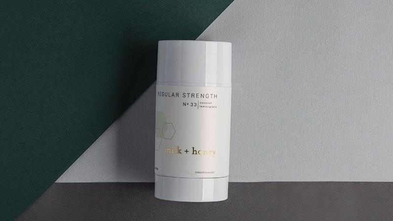 Milk + Honey Regular Strength Deodorant