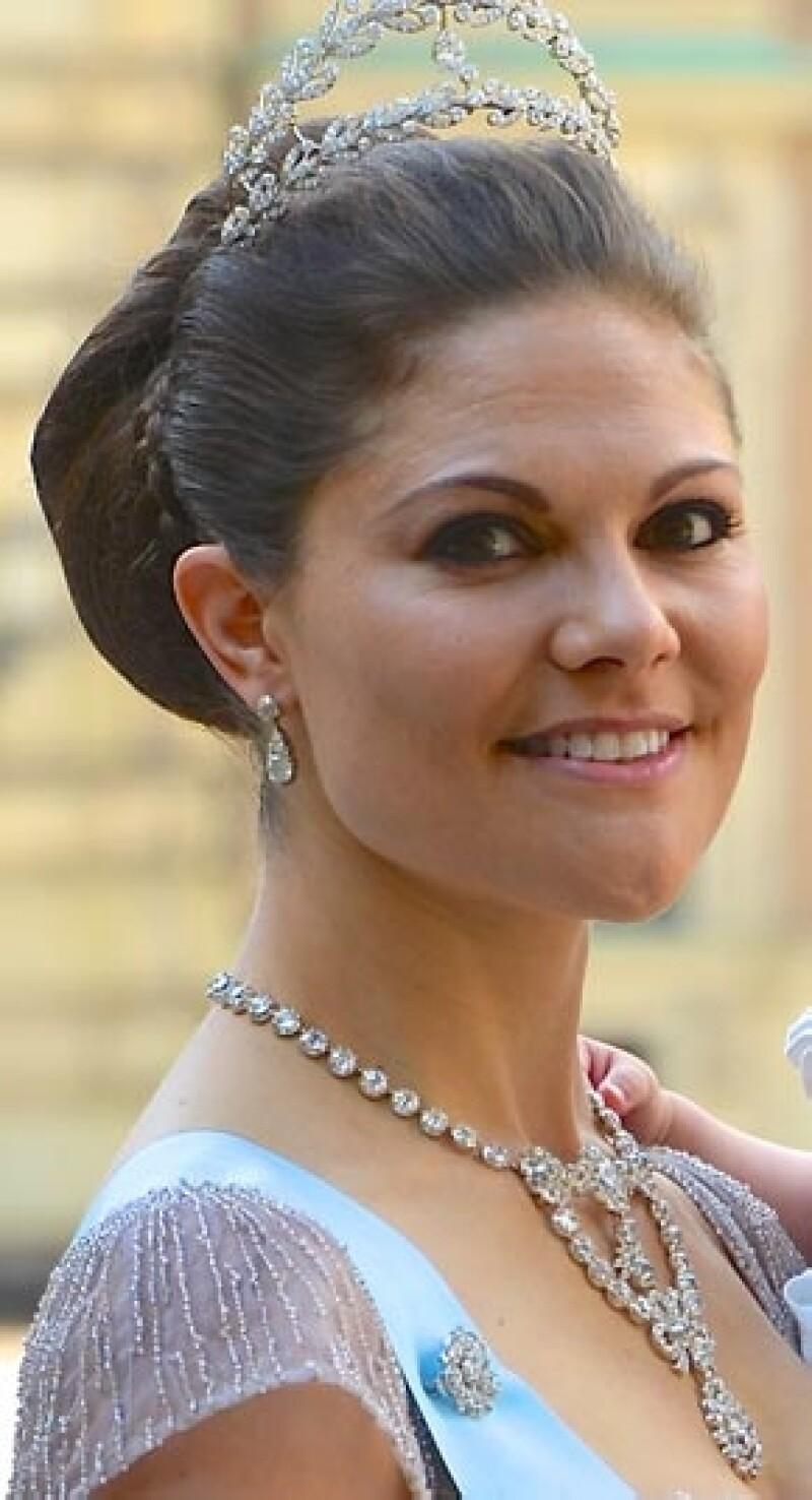 La futura Reina de Suecia, Victoria, es una de las muchas mujeres que se une a las campañas de prevención de este tipo de cáncer.