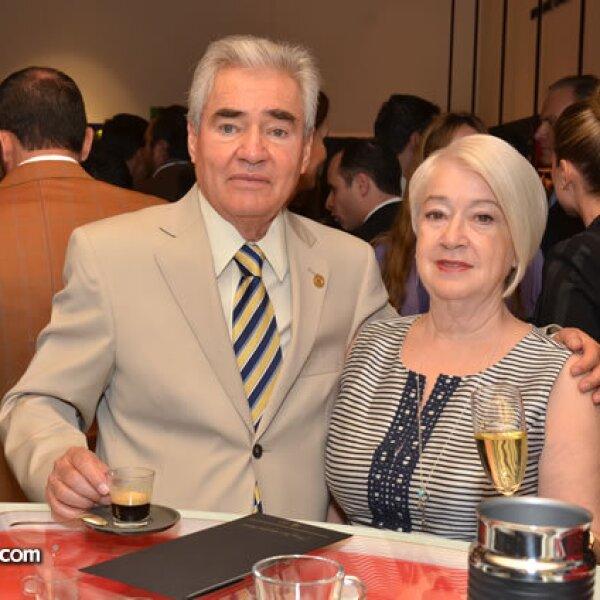 José Serratos y Celina de Serratos