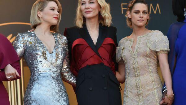 Cate Blanchett en Cannes.