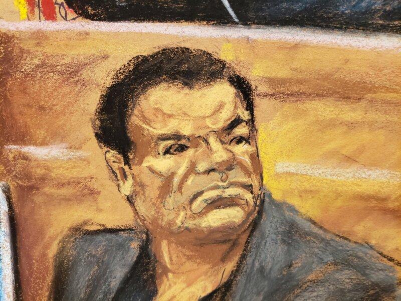 Chapo Guzmán juicio