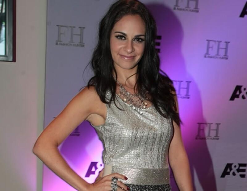 Paulina Madrazo.