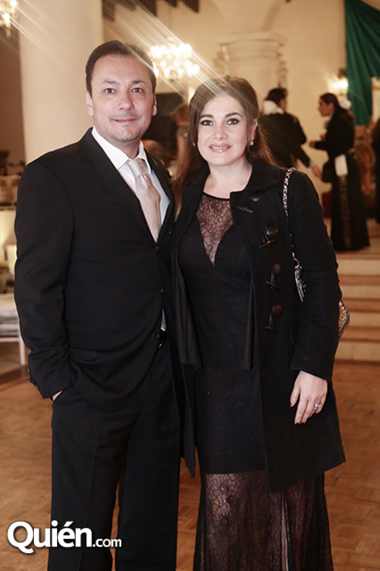 Luis Leal y Mónica García