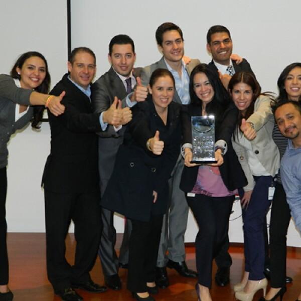 Su programa de desarrollo otorgó a Tupperware Brands México la posición número 17 en la categoría de entre 500 y 3000 empleados.