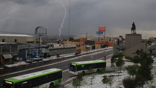 La tormenta 'Cristina'