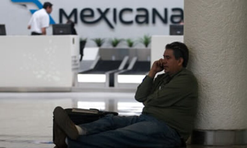 Los trabajadores de Mexicana recibirán primero los recursos que se obtengan con la venta de los activos de la empresa. (Foto: Cuartoscuro)