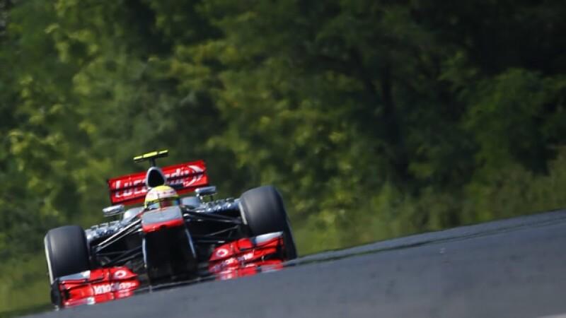 Lewis Hamilton calificación GP Hungría