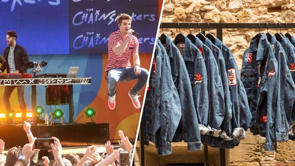 The Chainsmokers y Tommy Hilfiger