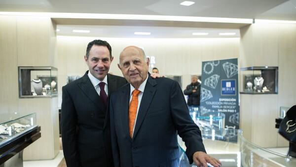 Reinauguración de la boutique Berger Joyeros a beneficio de Duerme Tranquilo