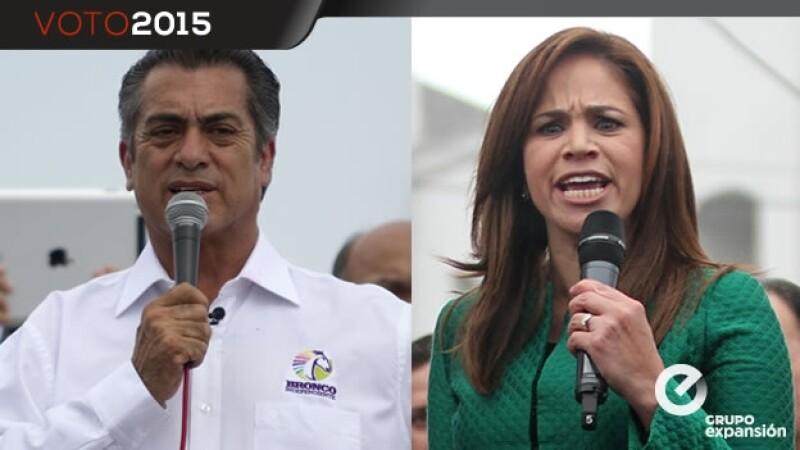 el bronco, ivonne alvarez candidatos nuevo leon