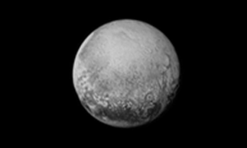 La nave descubrió que Plutón es más grande que el planeta enano Eris (Foto: Reuters )