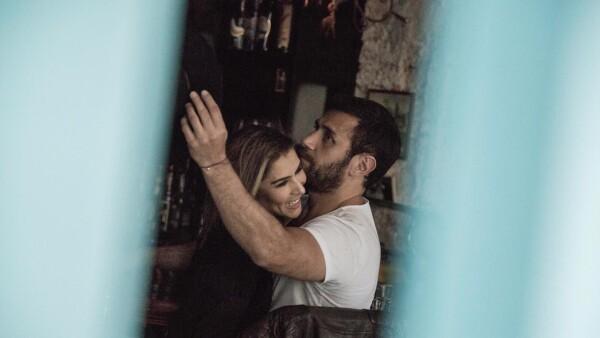 María León y Carlos Ferro