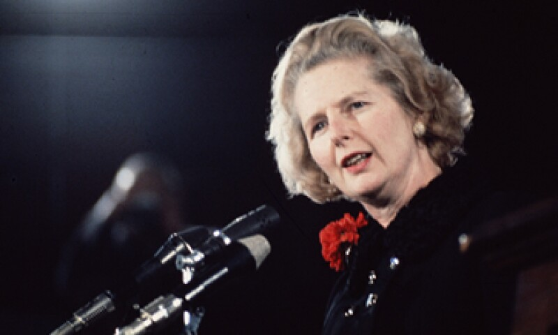 Margaret Thatcher falleció en 2013 a causa de una apoplejía. (Foto: Getty Images)