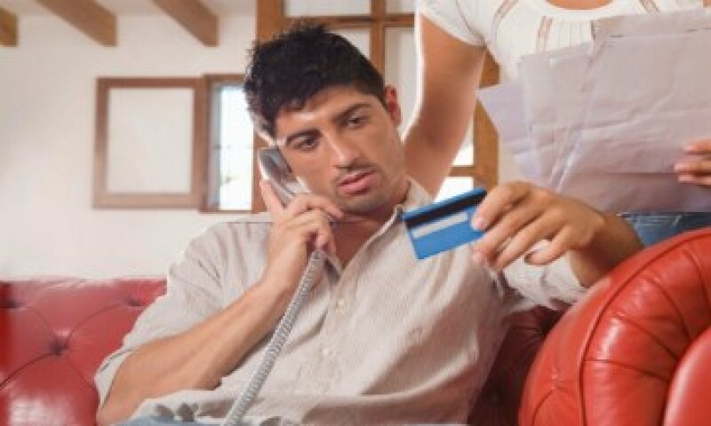 Saldar tus deudas y curarte de la cruda financiera son medidas que requieren fuerza de voluntad. (Foto: Thinkstock)
