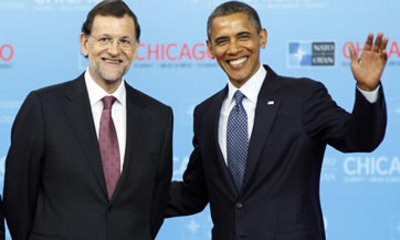 La llamada no obedeció a algo en especial, dijo una fuente del Gobierno español. (Foto: AP)