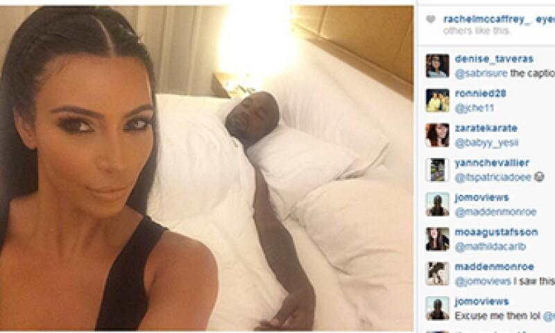 El libro de 352 páginas de Kim Kardashian tendrá un costo de 20 dólares. (Foto: tomada de Instagram/kimkardashian)