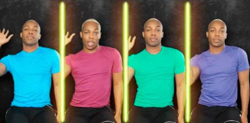 Todrick Hall es el nombre del cantante y bailarín del que todos hablan en redes sociales tras la hazaña de interpretar cinco álbumes de la esposa de Jay-Z en tan poco tiempo.