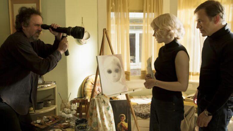 Está película contará la historia de Margaret Keane (Cortesia)