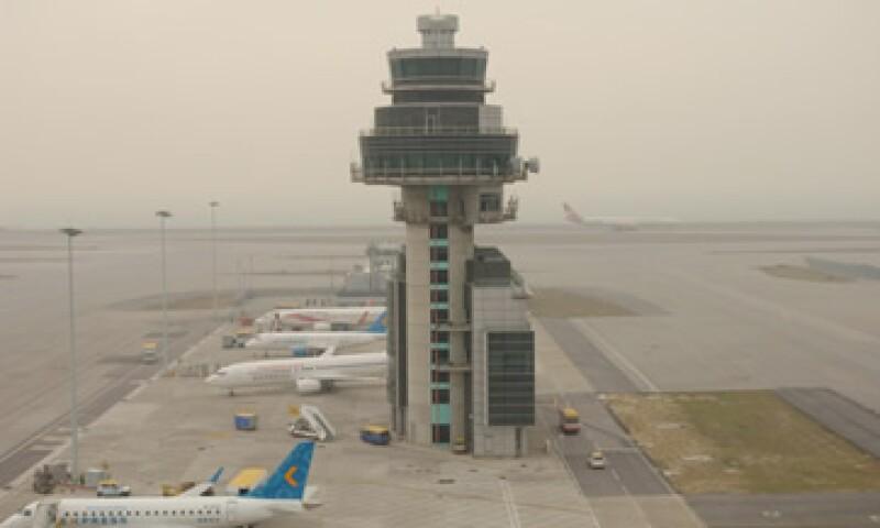 Brasil busca modernizar sus aeropuertos para la Copa Mundial de Futbol 2014 (Foto: Reuters)