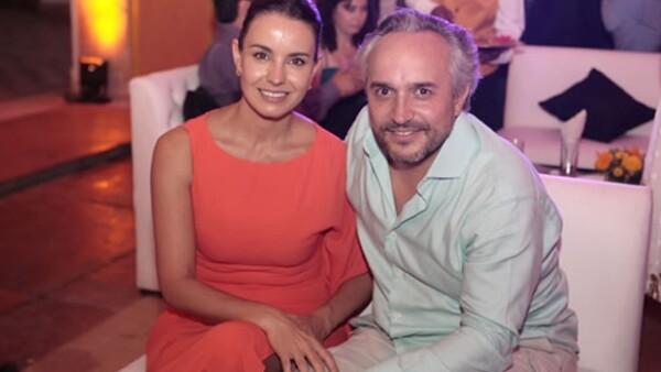 La actriz acompañó a Nicolás Vale a la ceremonia de los Gourmet Awards 2013, realizada por la revista Travel + Leisure. El viaje también les sirvió para descansar y relajarse fuera de la ciudad.