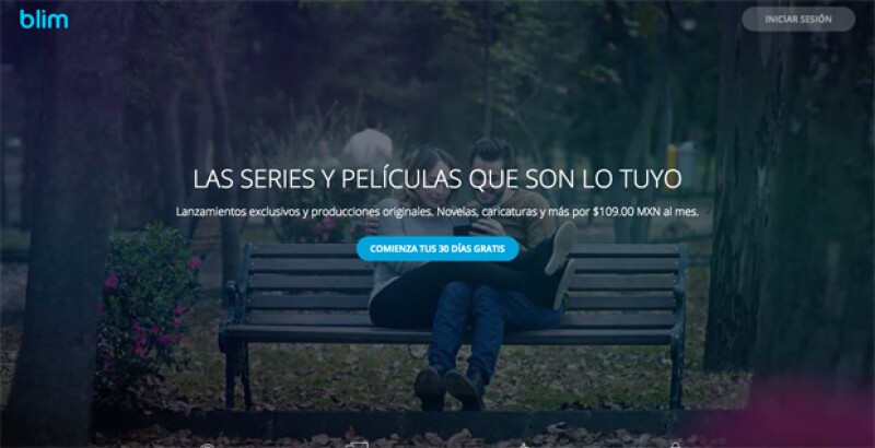Además de los ya conocidos contenidos de Televisa, Blim también tendrá programas exclusivos.