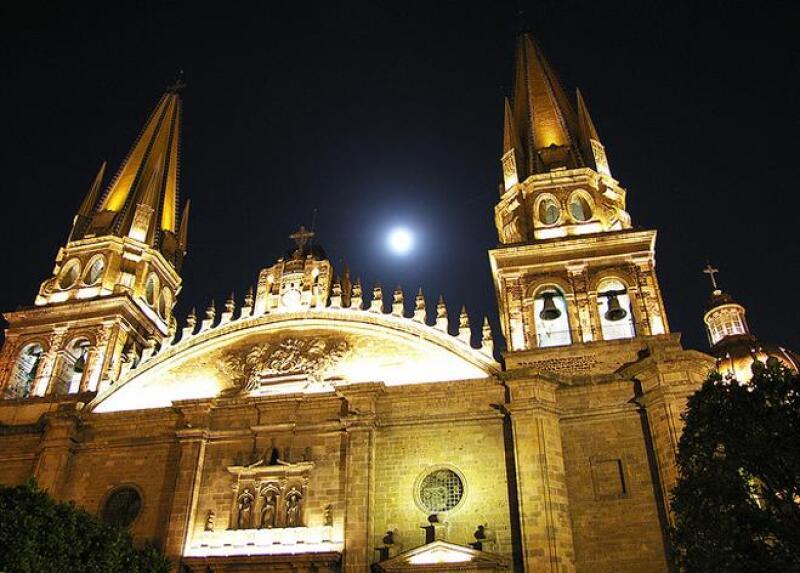 Ctedral Guadalajara 2