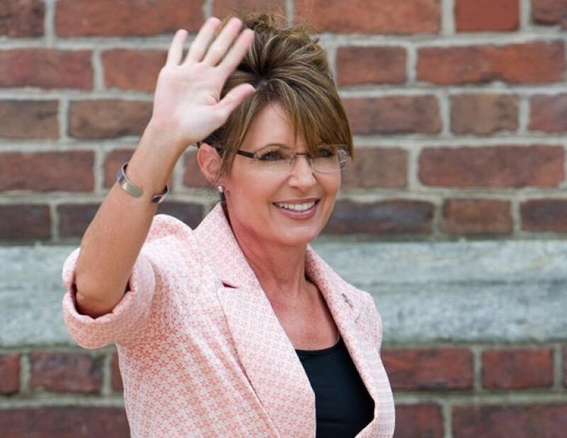 Sarah Palin consideró que es momento de refrescar el inglés.