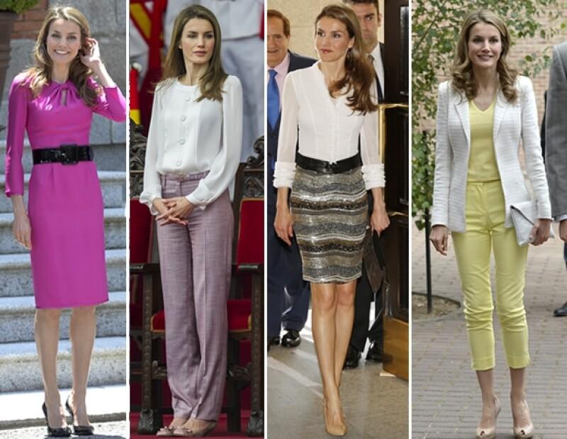 Luego de que se dijera que la princesa apoyaba a la industria de la moda española un grupo de diseñadores manifestó su descontento pues aseguraron que tiene un favorito.