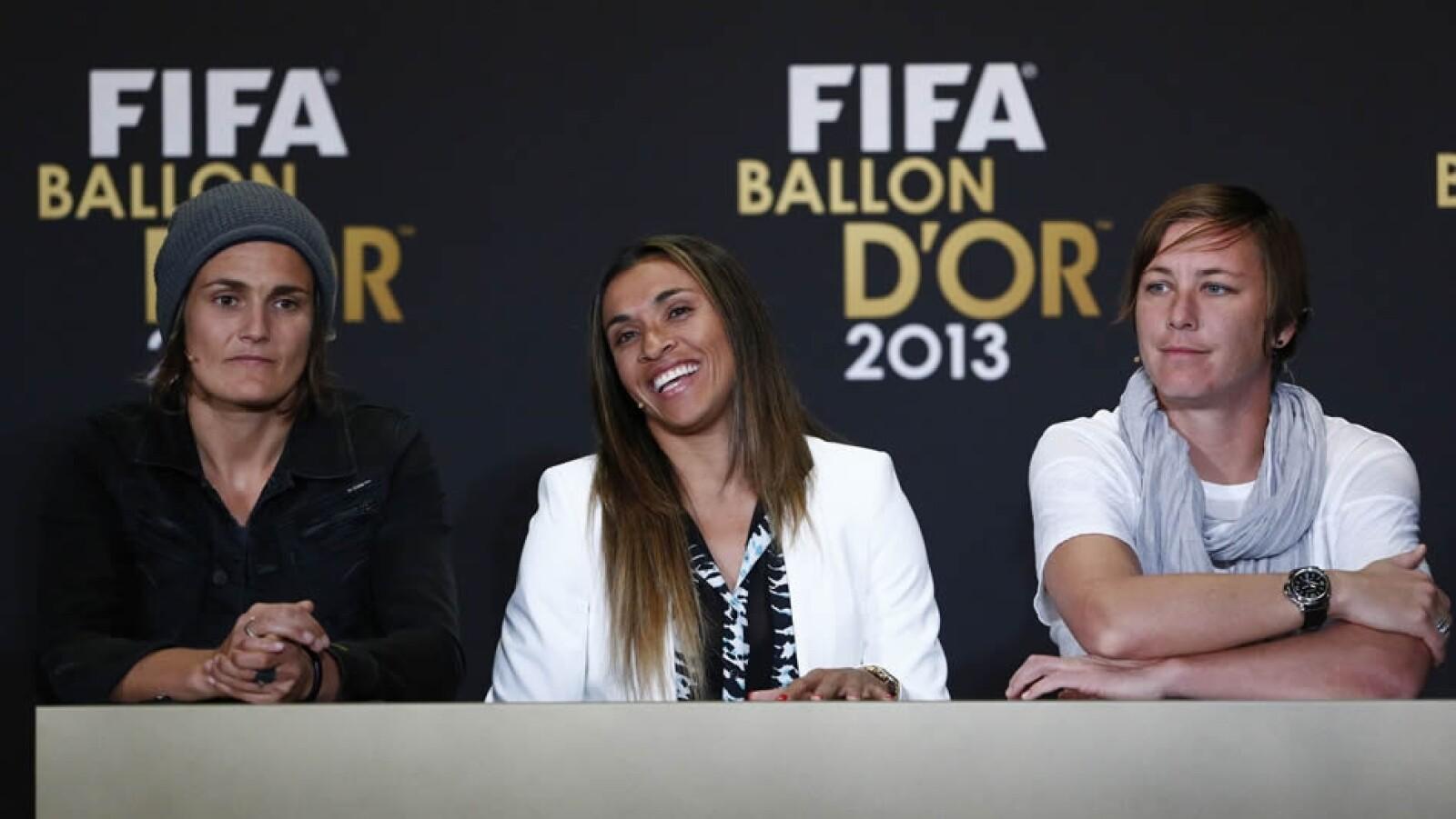 Balón de Oro mujeres
