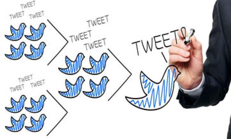 Twitter tiene más de 140 millones de usuarios activos. (Foto: Getty Images)